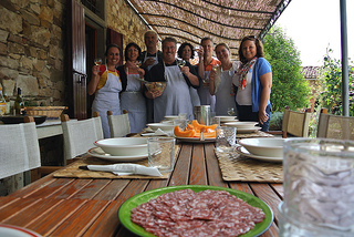 Hands-on Cooking Classes in Tuscany at B&B near Florence