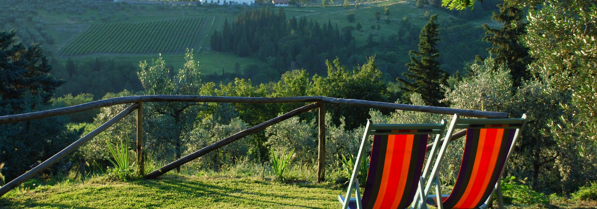 Chianti Bed and Breakfast near Florence Tuscany | Ancora del Chianti