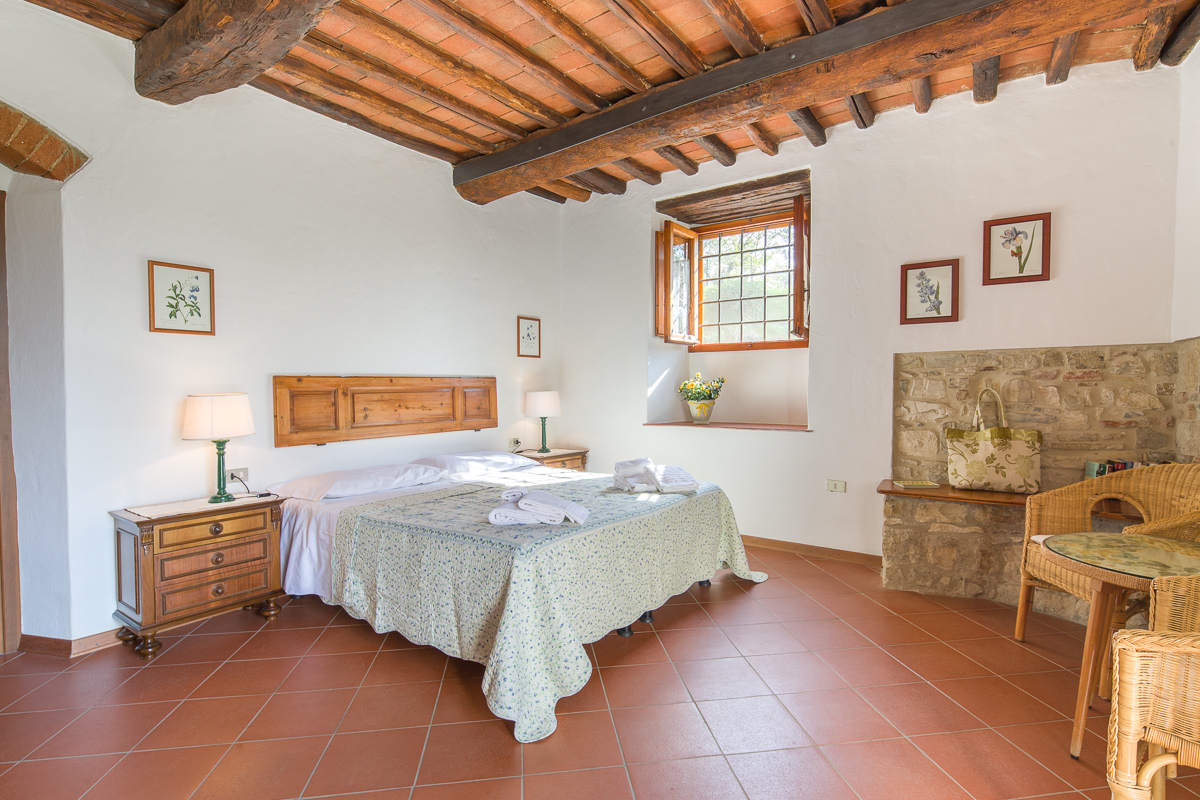 Rooms & Services at your Bed and Breakfast in Tuscany