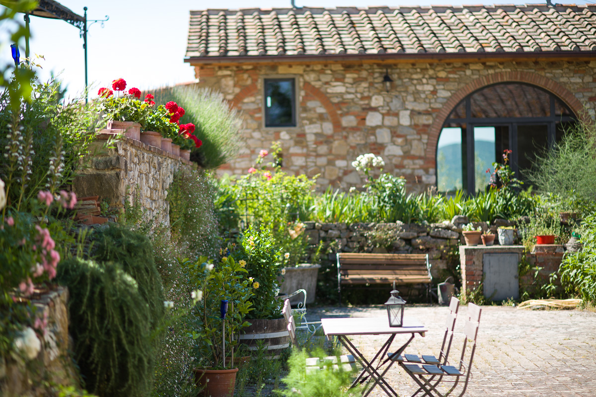 Your Chianti Bed and Breakfast in Tuscany near Florence