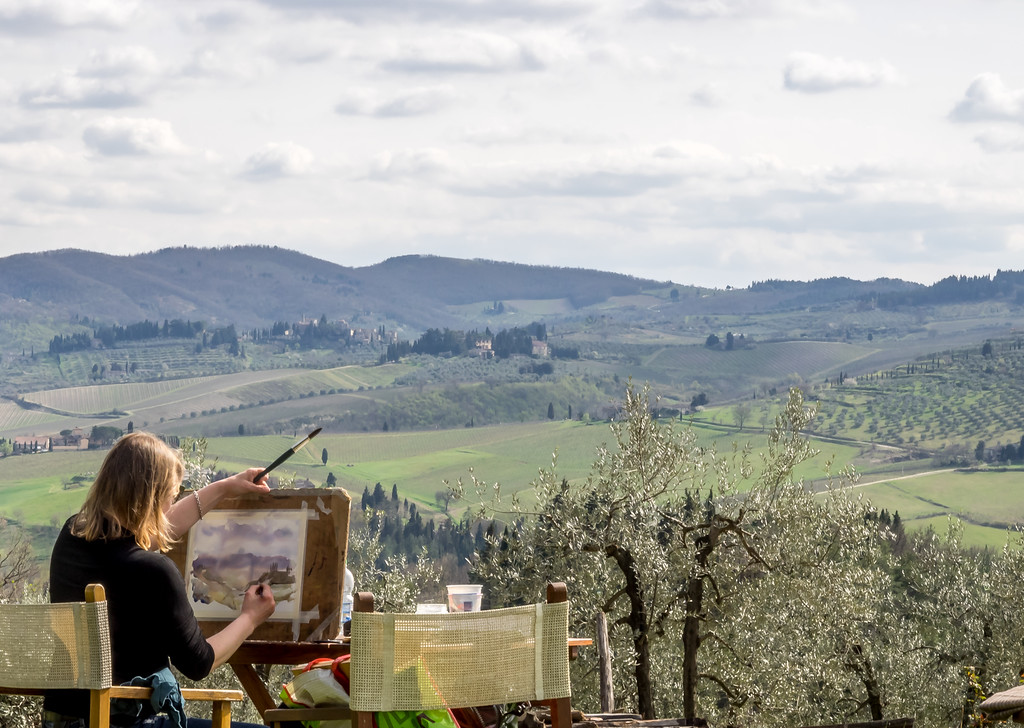 learning holidays - Ancora del Chianti B&B