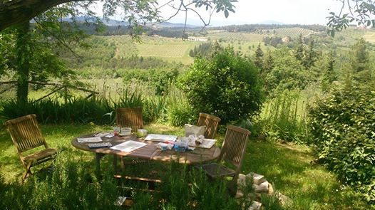Tuscany hills retreat to rent for Workshops and seminars for groups, Meetings and Artist Residency